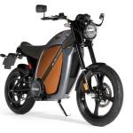 Enertia wygląda już jak prawdziwy motocykl
