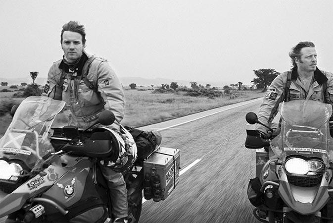 """""""Wielka Wyprawa"""" - Ewan McGregor i Charley Boorman przemierzają świat"""