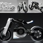 Honda Oree przypomina bardziej konia na biegunach niż motocykl