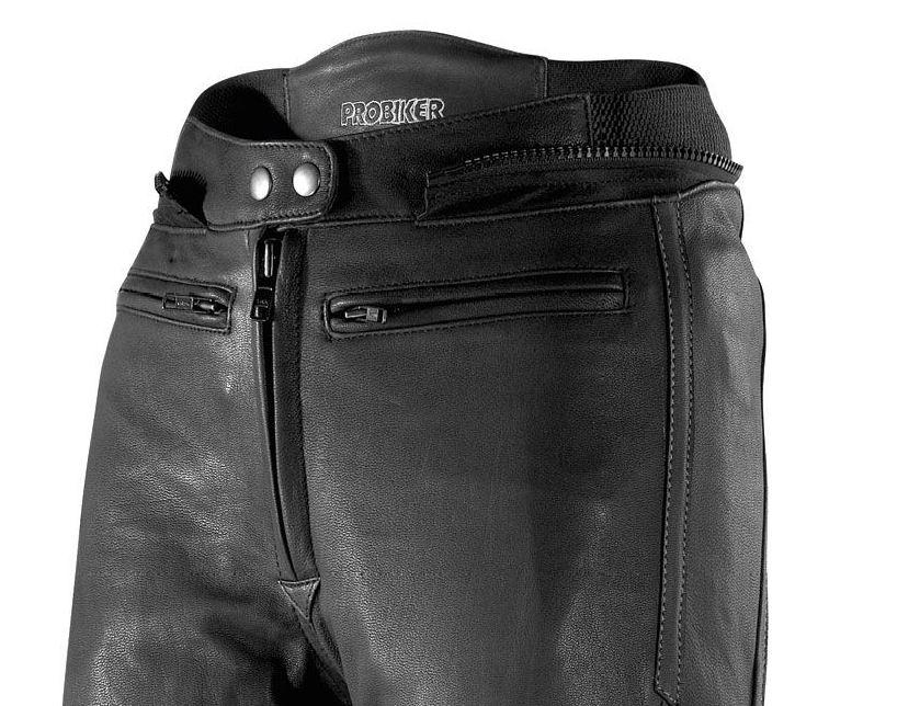 Spodnie Probiker Passion są ciepłe i miłe w dotyku