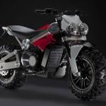 Motocykl waży około 220 kg