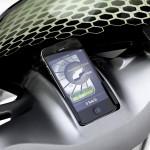 Specjalne mocowanie dla iPhone'a