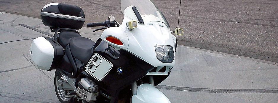 BMW R1100RT to świetny wybór na długie asfaltowe przeloty