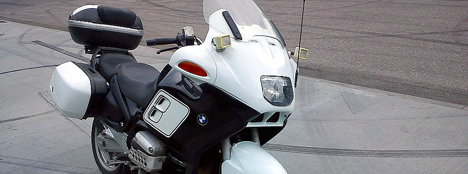 motocykl BMW R1100RT