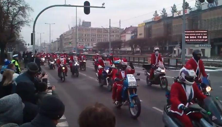 Parada w Gdańsku
