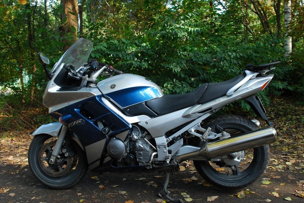 Yamaha FJR 1300 test