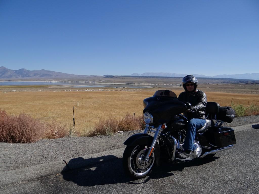 Harley-Davidson Street Glide. Manewrowanie nie sprawia trudności