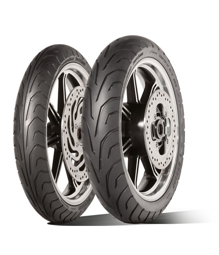 Nowe opony motocyklowe Dunlop ArrowMax StreetSmart do motocykli klasycznych