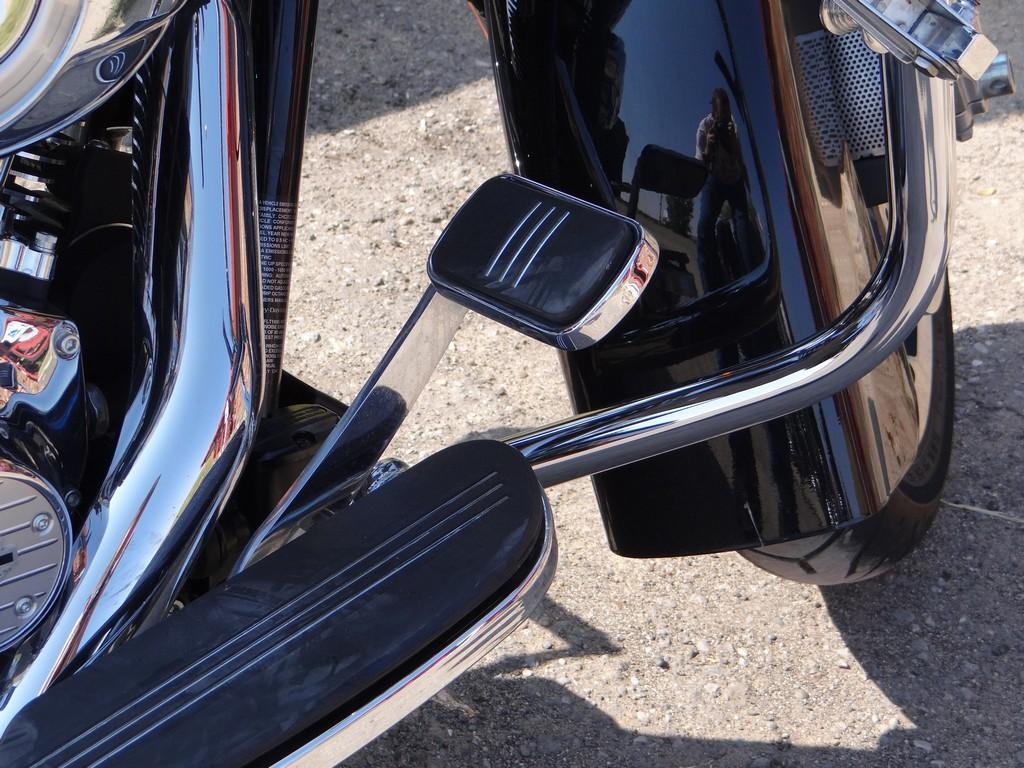 Harley-Davidson Street Glide wymaga przeglądu co 8 tysięcy kilometrów
