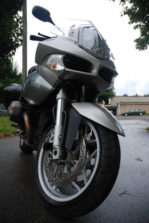 Motocykl jest grubo przeszacowany