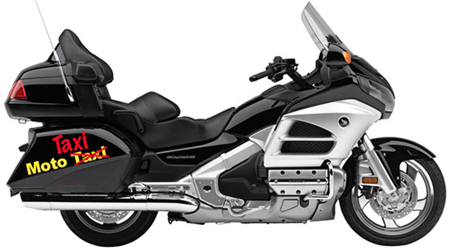 Nazwa moto-taxi wraca na francuskie motocykle