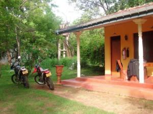 Nocleg w pobliżu Sigiriya