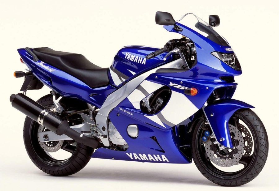 Yamaha Thundercat YZF R