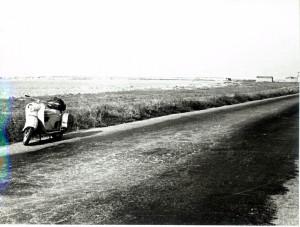 Lata 60., Somosierra. Ta droga łączyła Madryt i Burgos