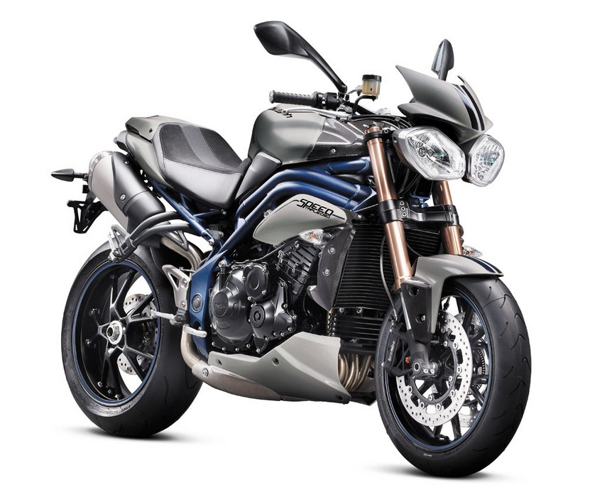 Nowy Triumph Speed Triple