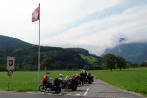 Z jednej sielanki - Liechtenstein w drugą - Szwajcaria