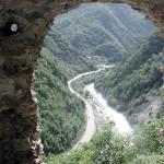 Kanion Rugova ma surowy i dziki urok