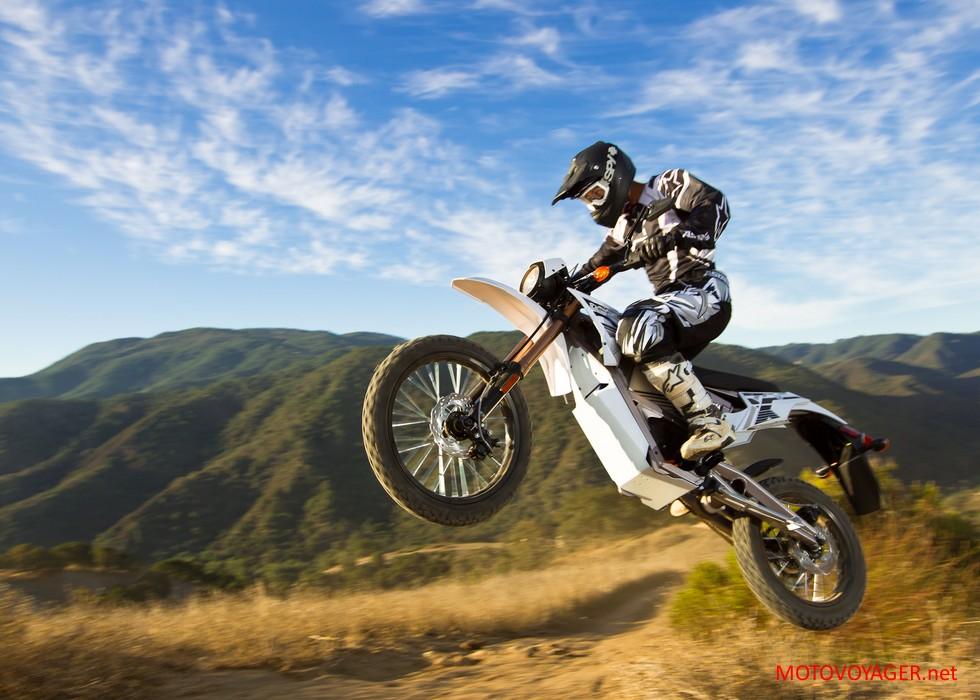 Motocykl Zero-X
