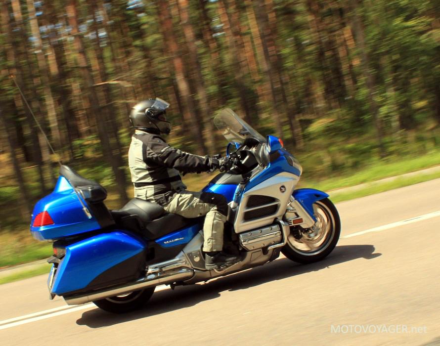 Największa wada motocykla to ogromne spalanie
