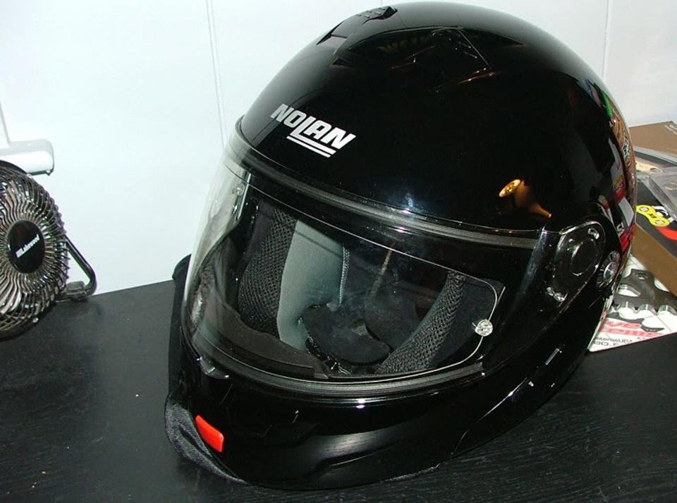 Wybrałam kask Nolan N90 jako następcę N100