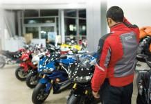 zakup motocykla użwanego