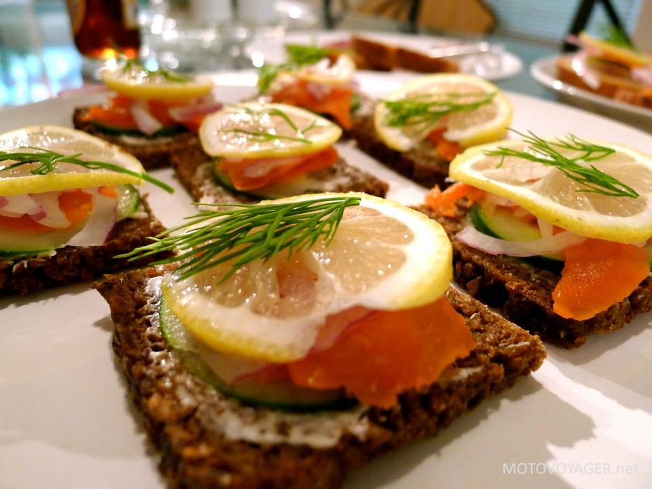 potrawy polwyspu skandynawskiego