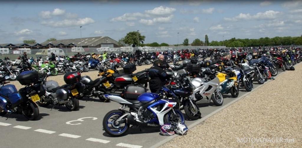 Największy zlot motocyklowy w Europie