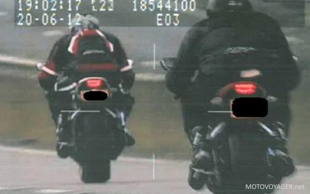 Pechowy biker trafi do więzienia
