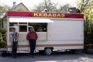 Pomimo różnic językowych litewskie napisy nie pozostawiają wątliwości co do oferowanych usług