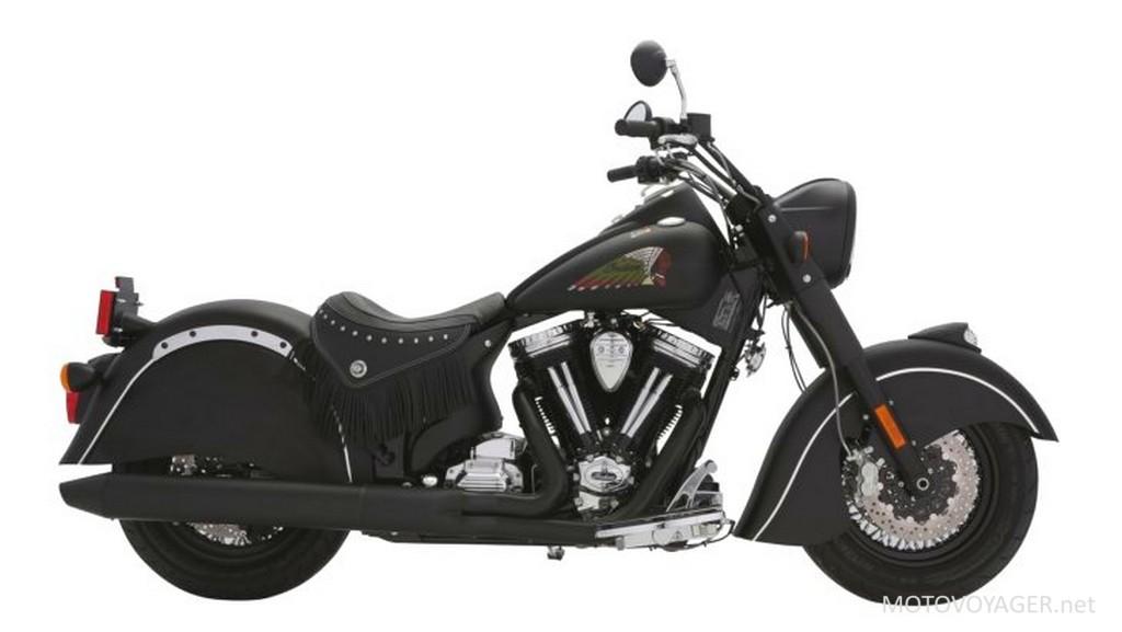 Motocykle Indian będą sprzedawane w innych salonach niż Victory