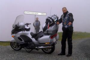 Taka mgła w wysokich górach nie jest rzadkością