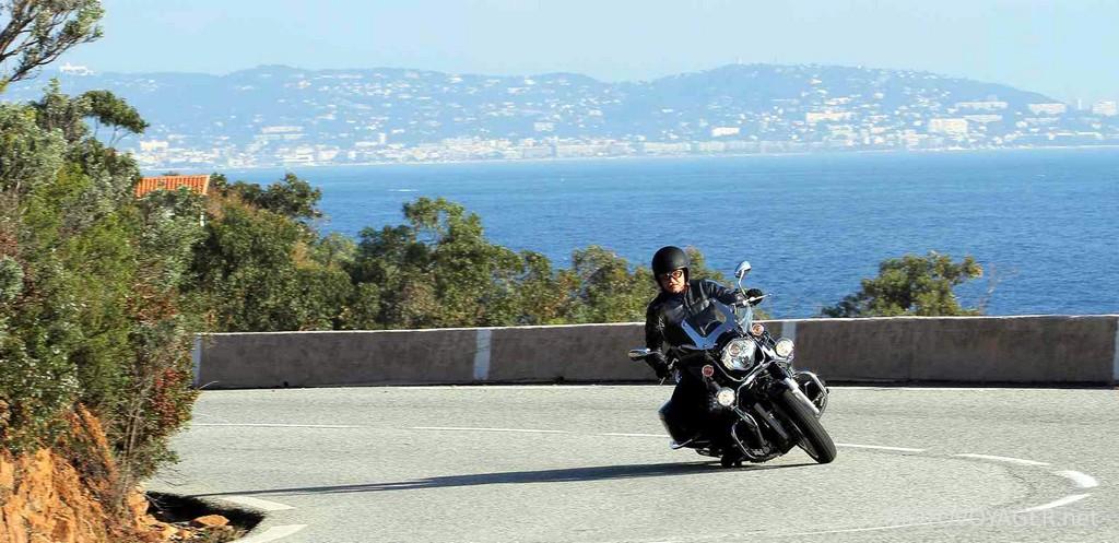 Test użytkownika – Moto Guzzi California 1400