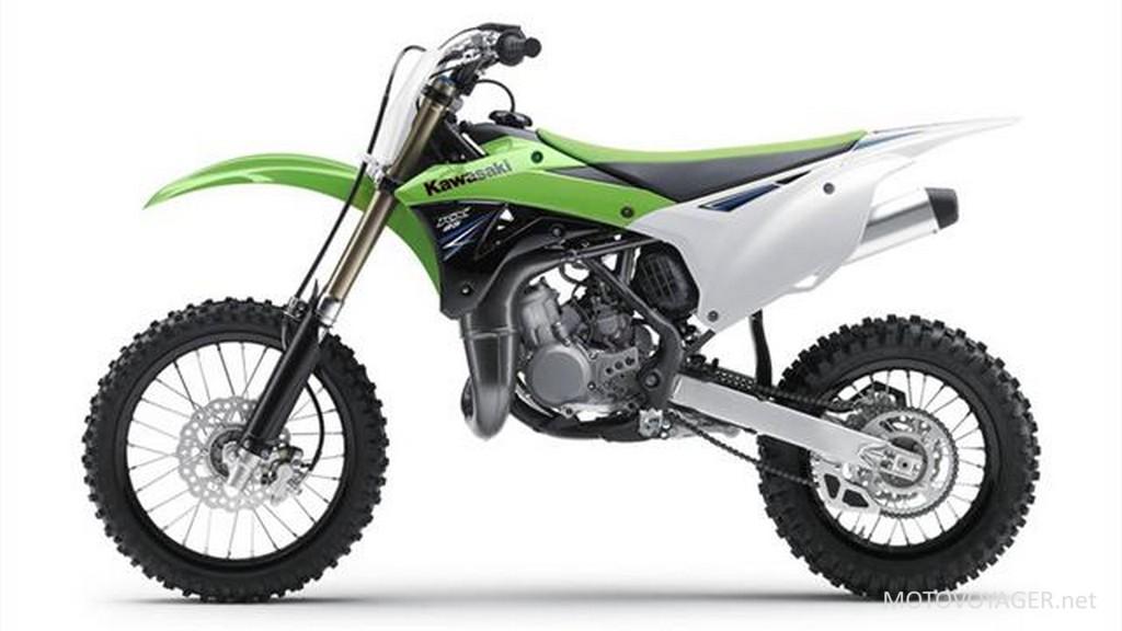 Kawasaki KX85 (1)