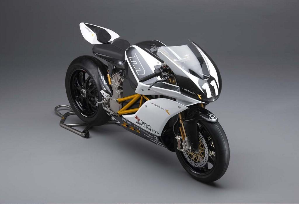Mission chce stworzyć najszybszy motocykl na świecie