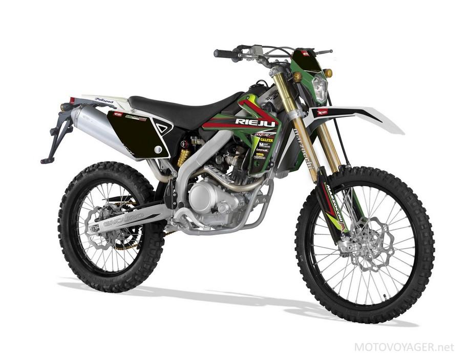 Motocykl Rieju w limitowanej serii dla początkujących
