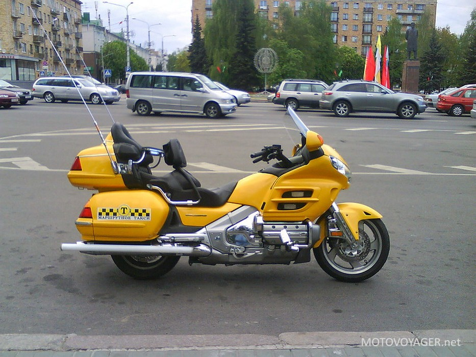 Mototaksi w Grodnie