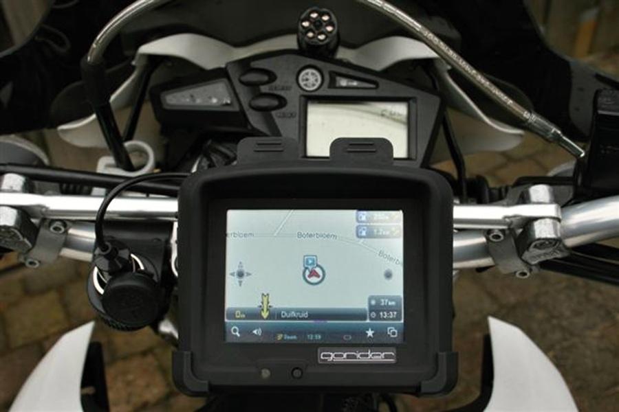 Nawigacja motocyklowa GoRider Biker-II (1)