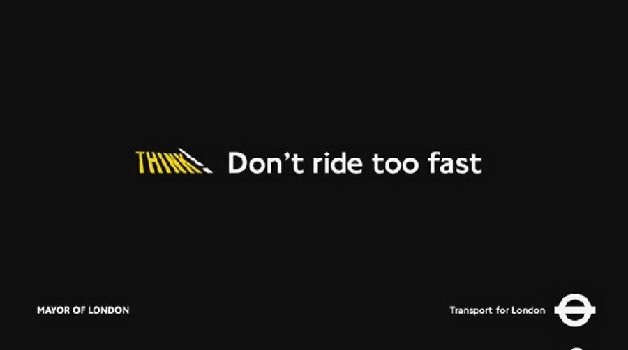 Nie jedź za szybko – kampania społeczna