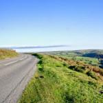 Sielskie pagórki parku Exmoor kryją prawdziwe skarby