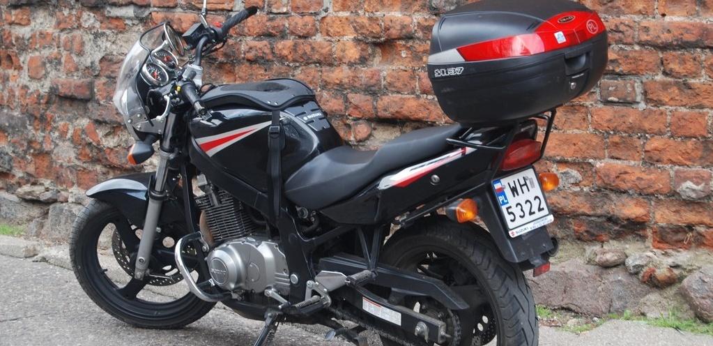 Suzuki GS to sprzęt trwały i niezawodny
