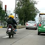 W ruchu ulicznym zawsze jesteś na straconej pozycji