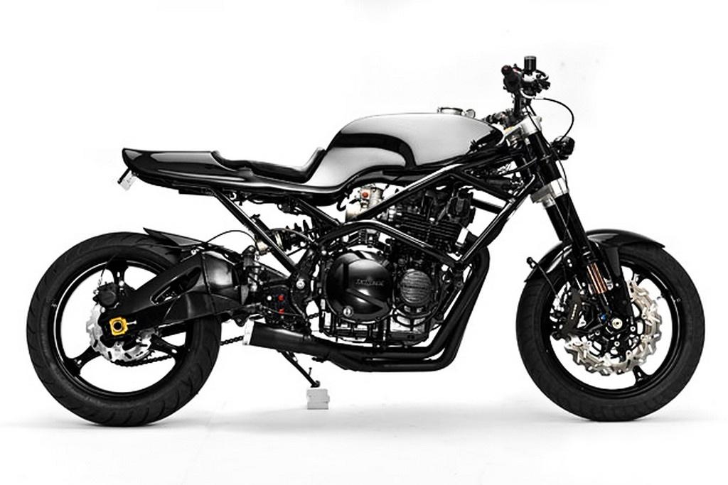 Kawasaki Z1000 w wersji custom (1)