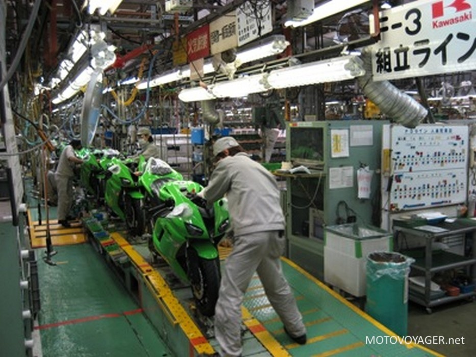 Kawasaki wraca do Chin