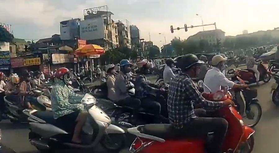 Motocyklowa podróż po Wietnamie