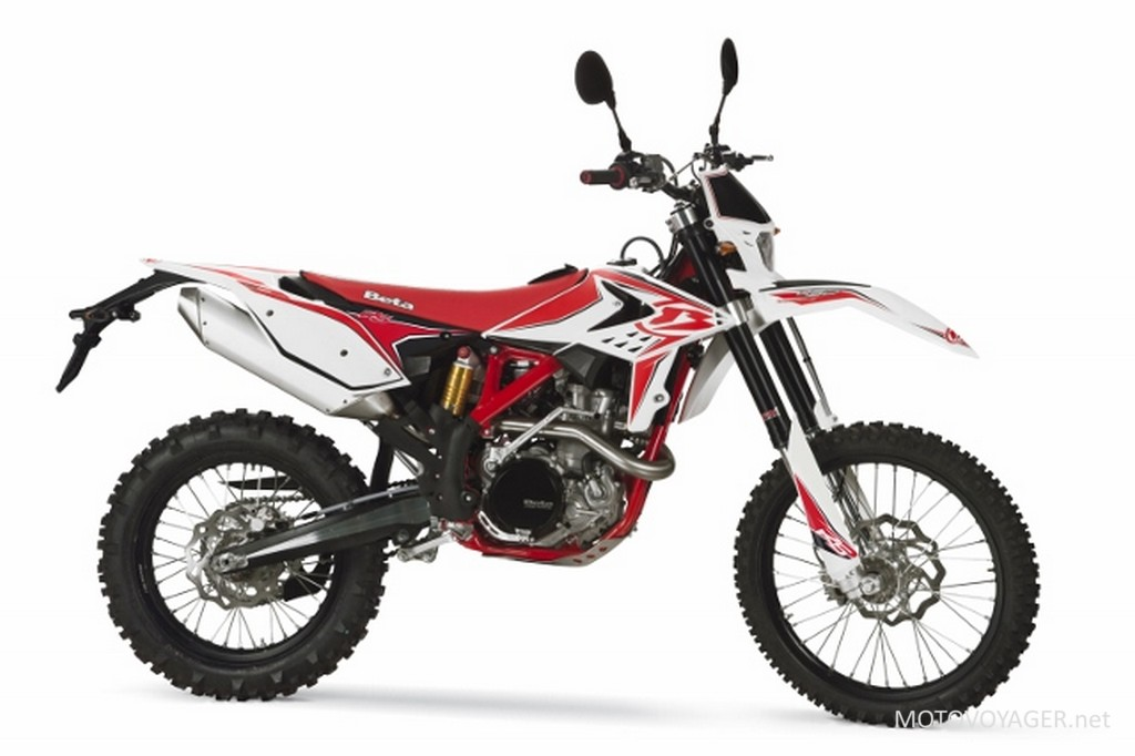 Nowa linia motocykli enduro firmy Beta (1)