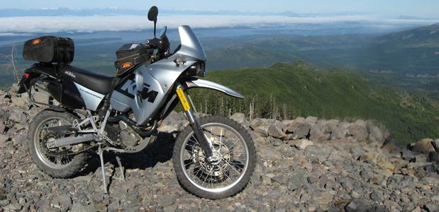 motocykl KTM LC4 Adventure 640