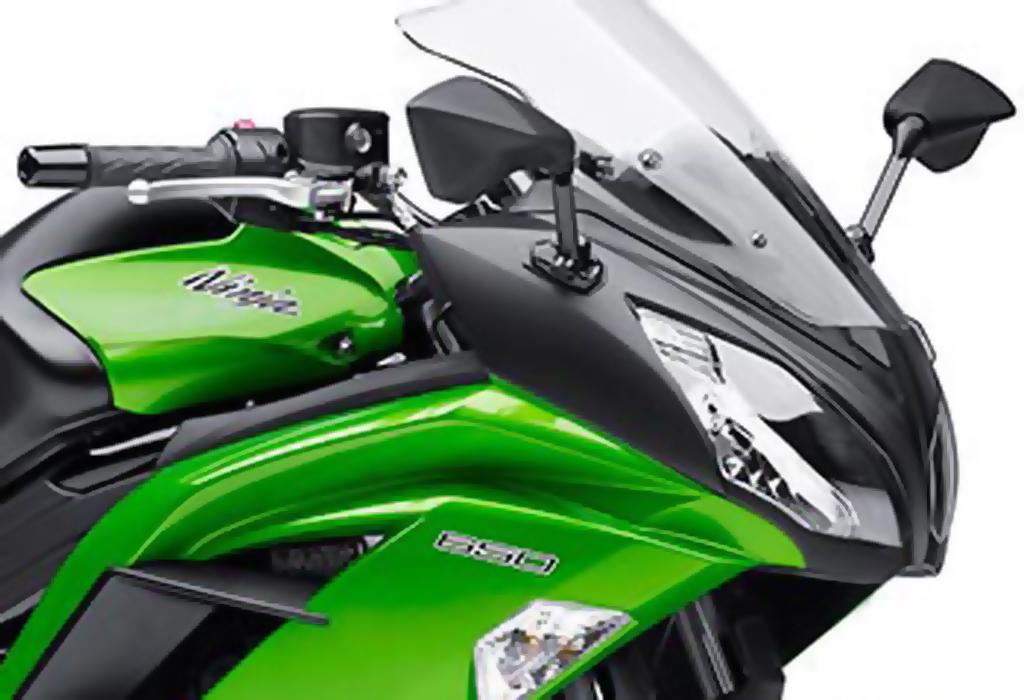 Kawasaki ER F