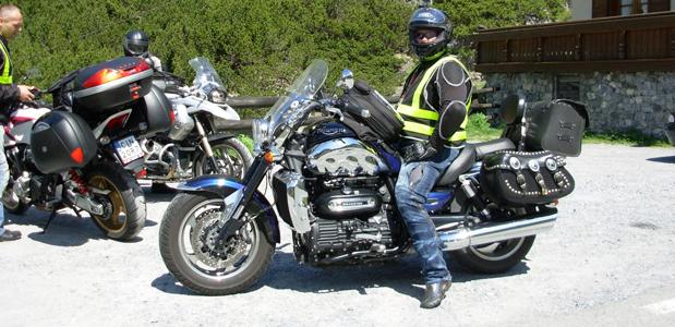 Moto Trip Alpy i Chorwacja