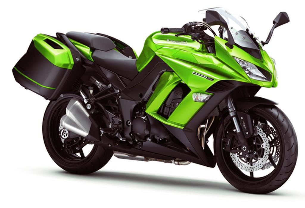 Nowy Kawasaki ZSX Tourer