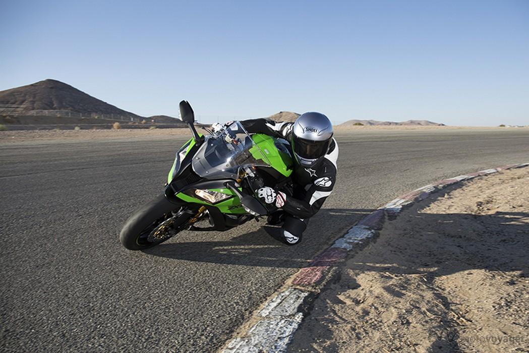 Nowy Kawasaki ZX R